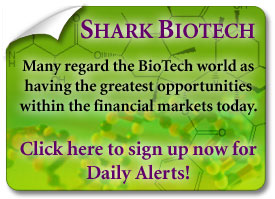 Many regard the BioTech world as having the greatest opportunities within the financial markets today.